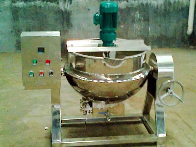 300升电加热夹层锅